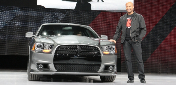 2012 Dodge Charger SRT8¨ Chicago Auto Show World Debut